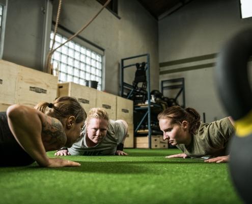 CrossFit, kleine groepen, Apeldoorn
