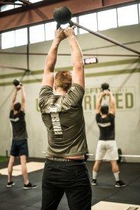 CrossFit Unrestricted, kleine groep, gratis proefles