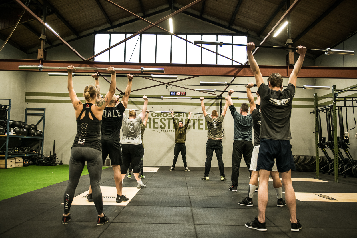 CrossFit Unrestricted in Apeldoorn