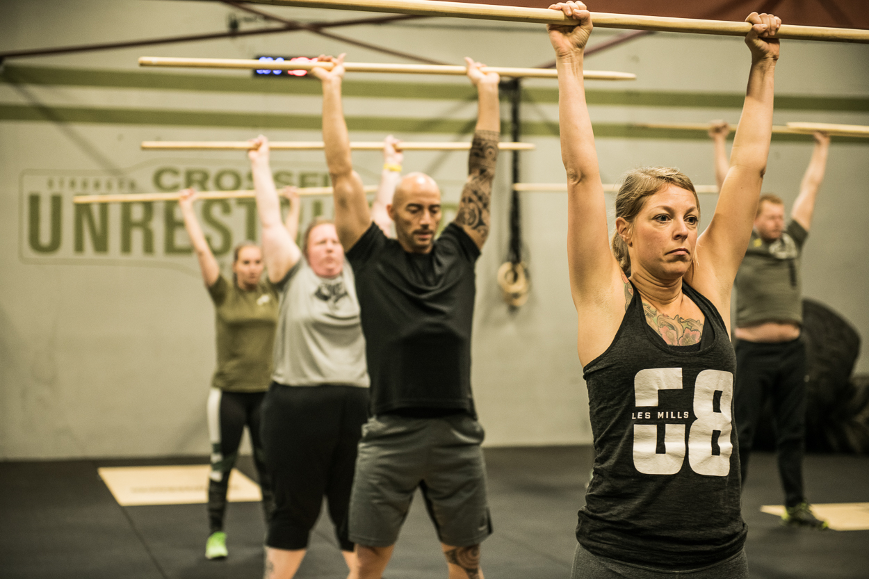 CrossFit Unrestricted Apeldoorn